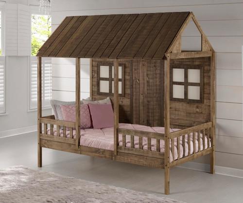 Taylor Low Loft Bed