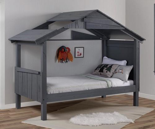 Bradwick Low Loft Bed