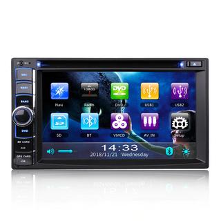 "Universal DD790U 6.2"" Double DIN With Sat Nav & iMusic Mode"