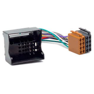 Quadlock To ISO Radio Harness Adaptor For Citroen & Peugeot