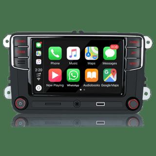 """Original RCD330 6.5"""" MIB Apple Car Play Radio For VW PQ Platform"""