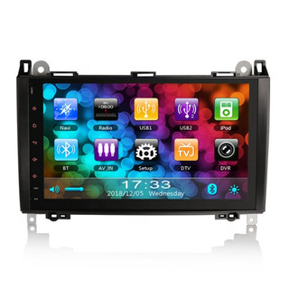 Direct Fit ME792B After-Market GPS Stereo For VW & Mercedes