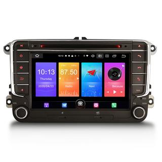 """PbA VW2758V 7"""" Android 10.0 After-Market Radio For VW SEAT & Skoda"""