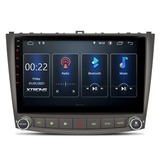 UGE PSP10ISL Android 10.0 GPS Radio For Lexus IS (2006-2012)