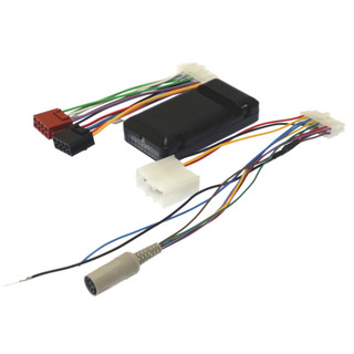 Amp Retention Cable For Volvo 6 pin Din plug Audio Interface