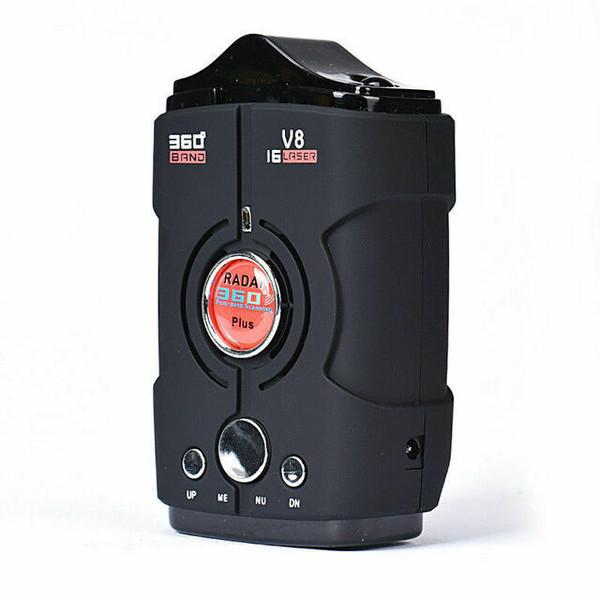 Camera Detectors