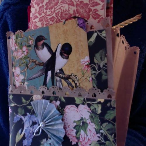 Birdsong Journal in a Bag
