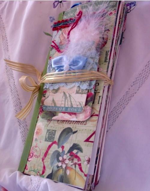 12 Days of Christmas Mini Journal