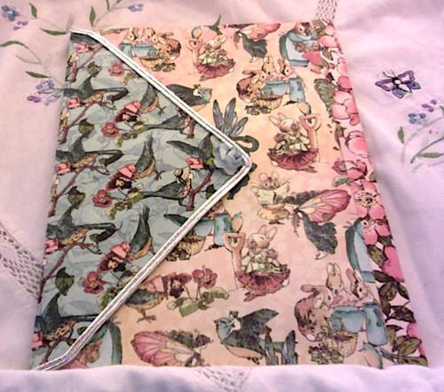 Springtime Envelope Journal Front