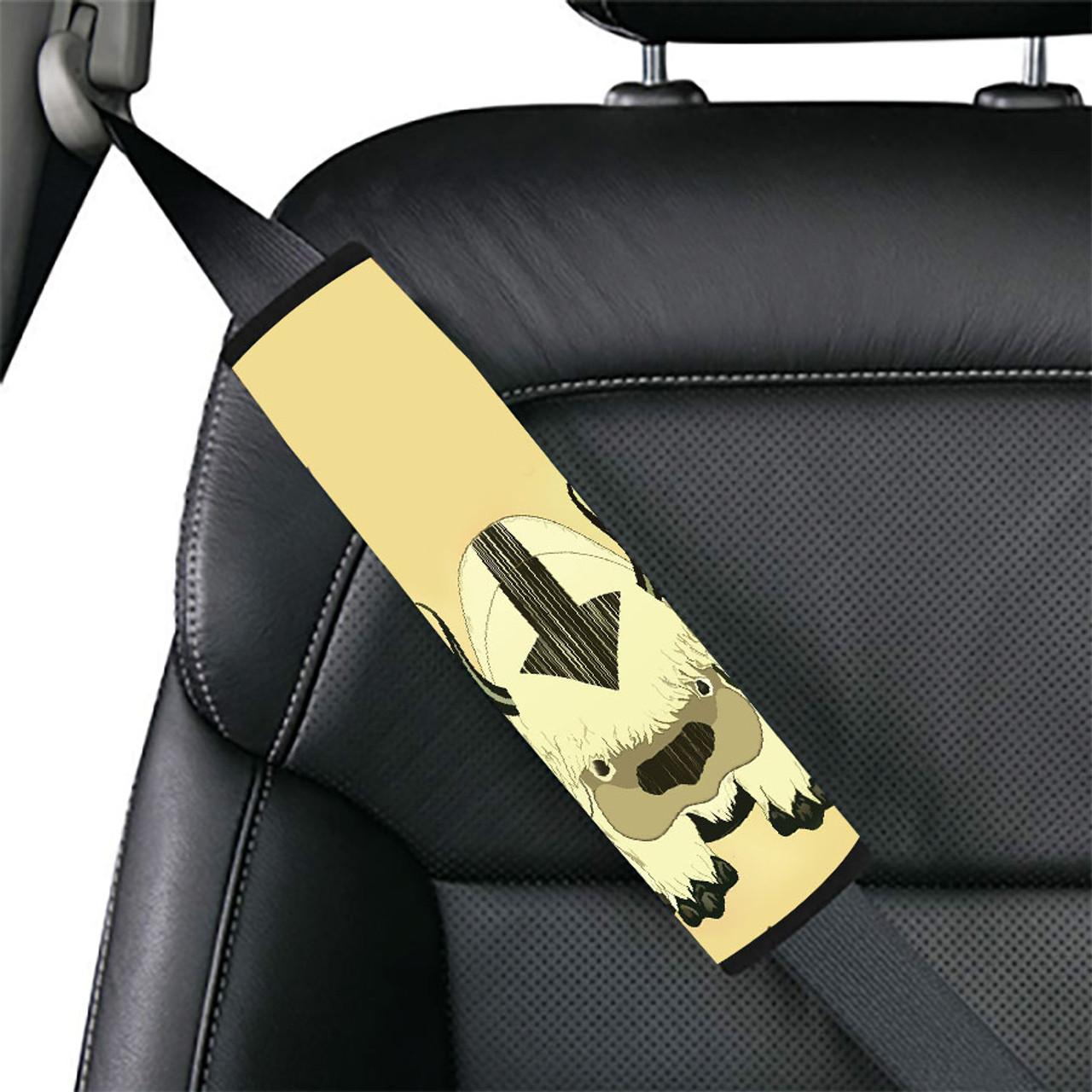 Last Airbender Close Aang Seatbelt Belt