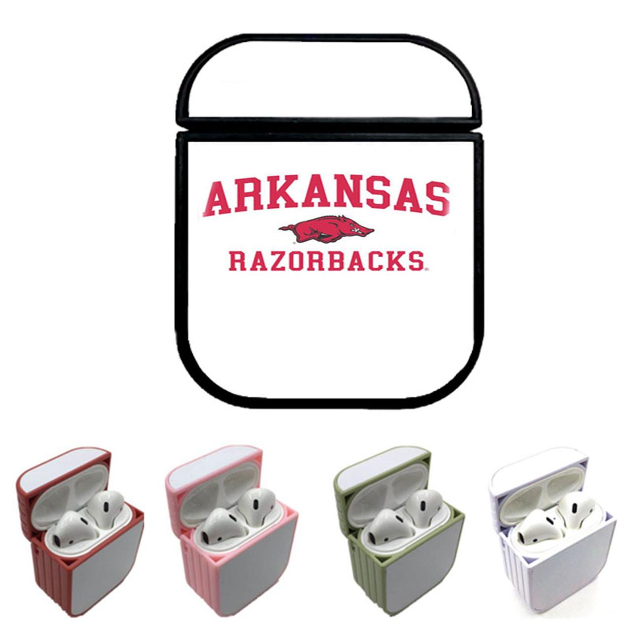 Arkansas Razorbacks AirPods Pro Silicone Case Cover