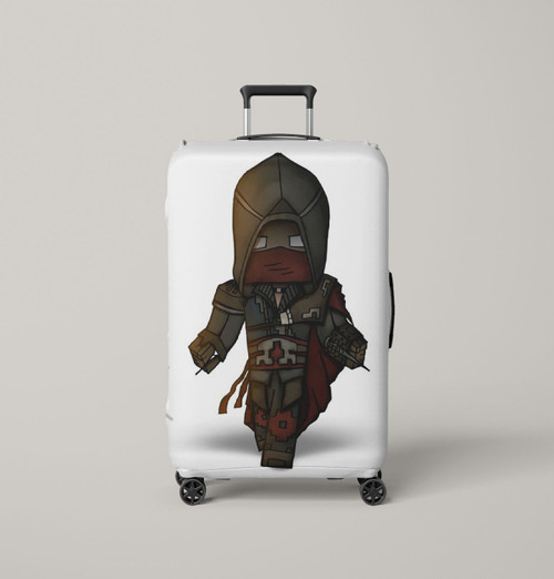 minecraft game assasin Luggage Cover
