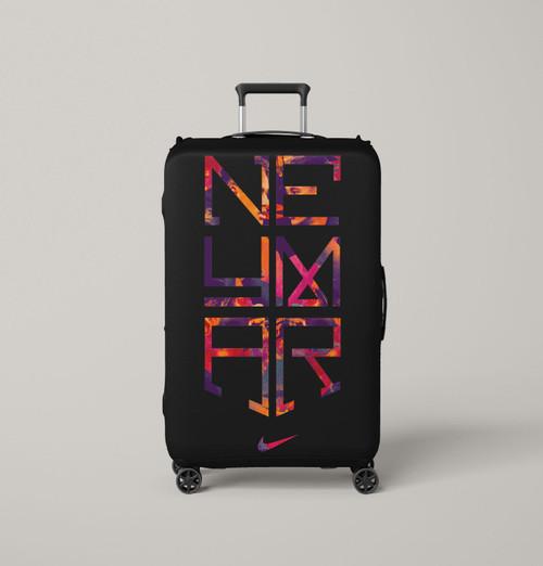 neymar nike logo Luggage Cover