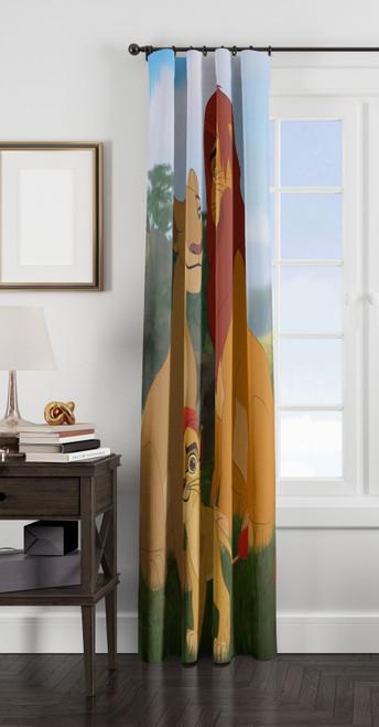 wholesale simba the lion king window Curtain