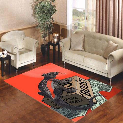 yeezy wallpaper lizard Living room carpet rugs