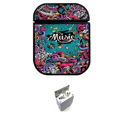 about all of music Custom airpods case