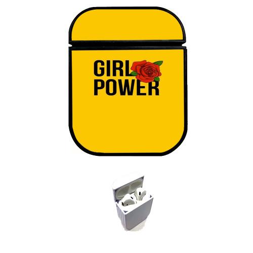 girl power Custom airpods case