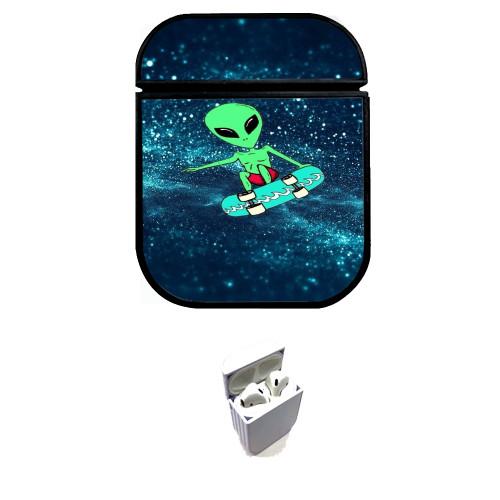ufo galaxy Custom airpods case