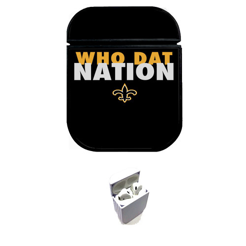 who dat nation Custom airpods case