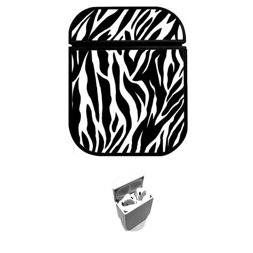 zebra Custom airpods case
