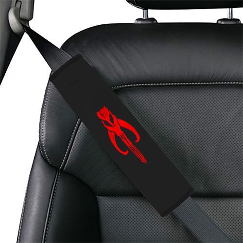 Mandalorian Car seat belt cover