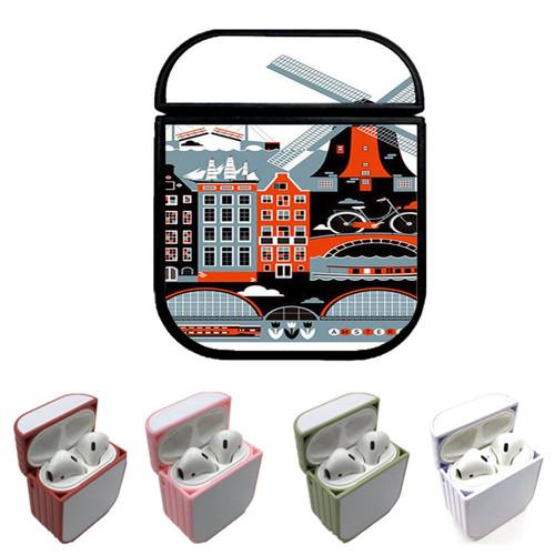 AMSTERDAM Custom airpods case