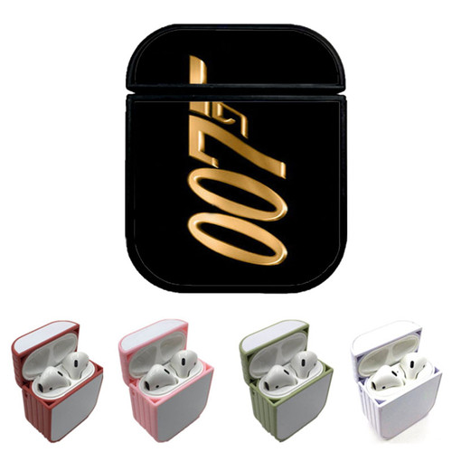 James Bond 007 Gold Custom airpods case