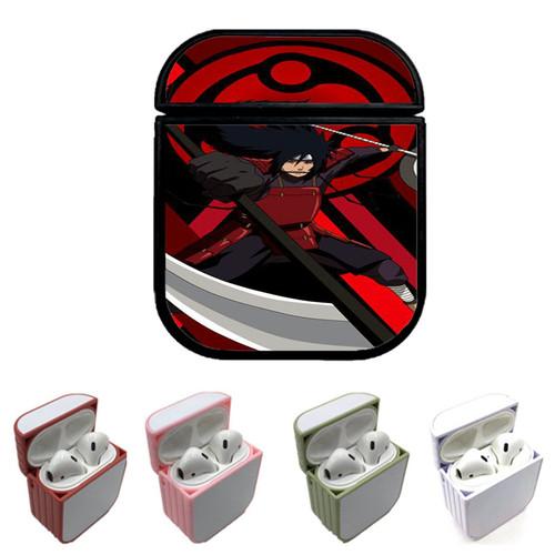 Uchiha madara 3 Custom airpods case