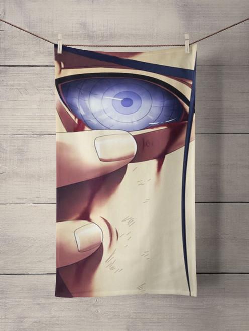 Madara Eyes Custom Towel