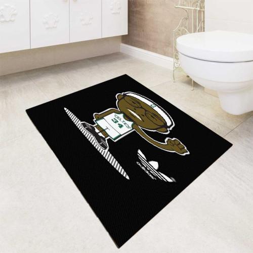 PAUL PIERCE ADIDAS bath rugs