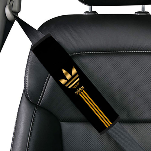 Adidas Gold Car seat belt cover