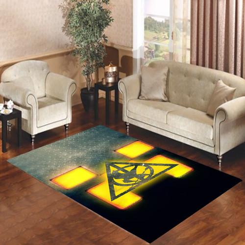 Minecraft Hunger Games Saverus Snape Living room carpet rugs