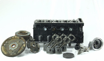 Mercedes OM606 Turbo-Diesel Engine Stock Rebuild