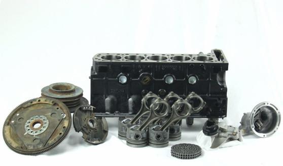 Mercedes OM603.97x Turbo-Diesel Engine Stock Rebuild