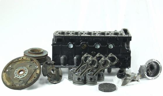 Mercedes OM603.96x Turbo-Diesel Engine Stock Rebuild