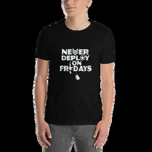 Never Deploy On Fridays