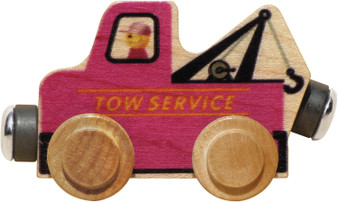 NameTrains Tow Truck