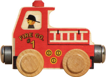 NameTrains Fire Truck