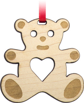 Teddy Bear Ornamette