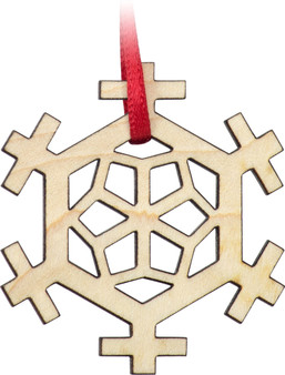 Snow Flake Ornamette