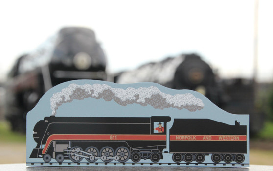 611 Under Steam by Cat's Meow