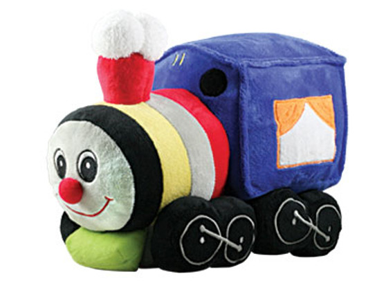 Butch the Blue Steam Locomotive by Cuddle Zoo®