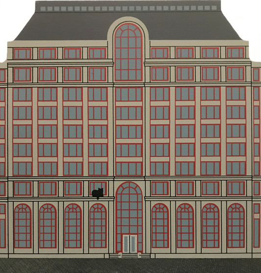 Norfolk Southern Building by Cat's Meow