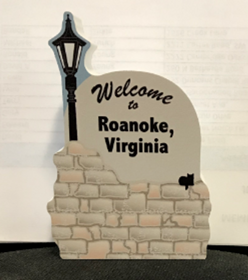 Welcome to Roanoke, Virginia by Cat's Meow