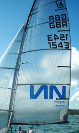 I14 Mainsail
