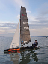 International Canoe Mainsail (I-LEX)