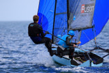 2018 International 14 Prince of Wales Cup at Exe Sailing Club