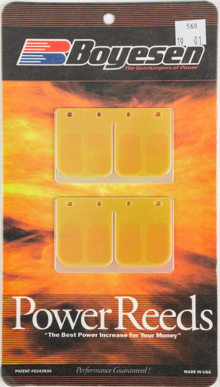 Boyesen Reed Valve Kit Polaris Part# 568