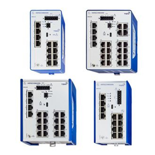 BOBCAT Managed Switches