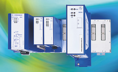 MSP30/40 Managed Modular Switch